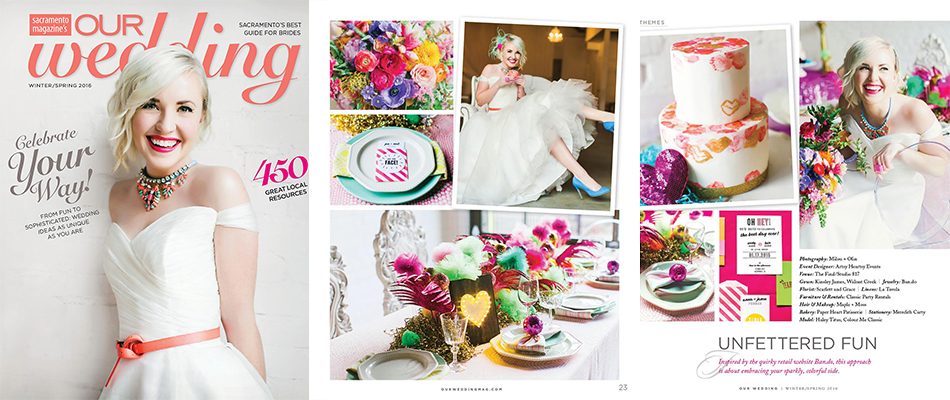 our weddings magazine